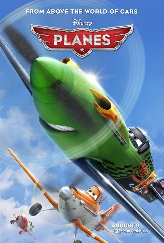 دانلود انیمیشن هواپیماها 1