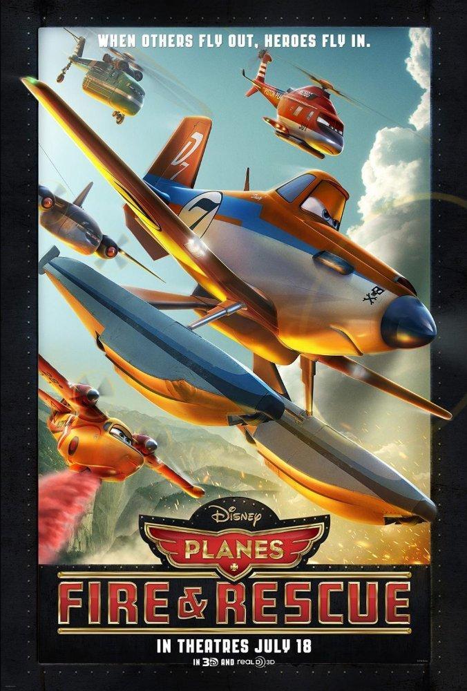 دانلود انیمیشن هواپیماها ۲