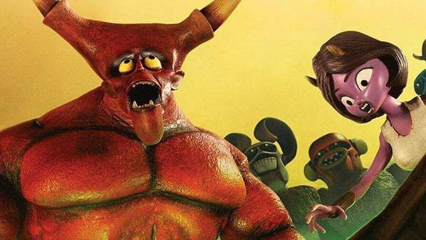 انیمیشن سفر جهنمی